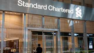 New York halts overseeing StanChart over Iran