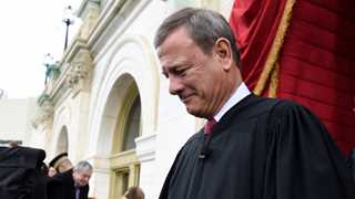 SCOTUS chief slams Trump over attack on judge