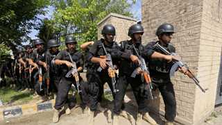 Two policemen killed in attack on Chinese consulate