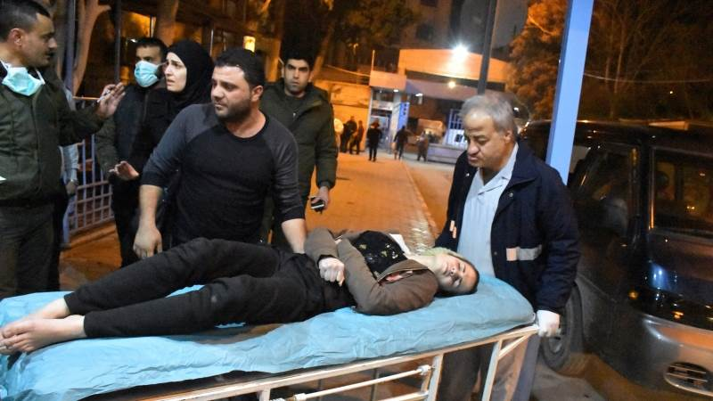 At least 50 injured in Aleppo shelling