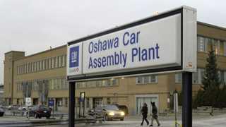 GM to close plant in Oshawa, Canada - report