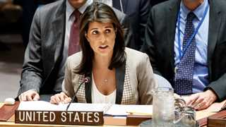 Haley: US will keep Russia sanctions over Crimea