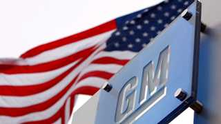 GM shares spike over 5% on Trump's comments