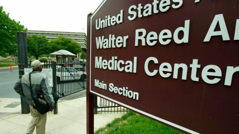 Active shooter at Walter Reed Military Medical Center