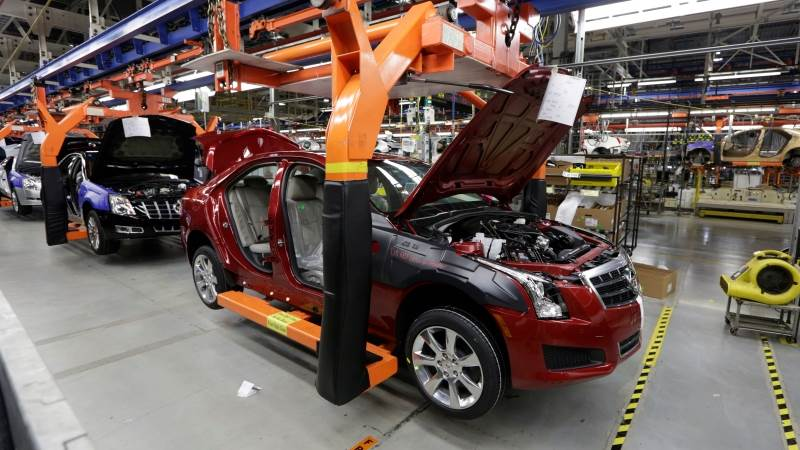 GM to keep 'strong manufacturing presence' in US