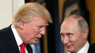 Trump tried to hide Putin talk details from admin - report