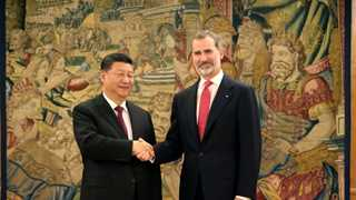 China's Xi vows to step up protection of IP rights