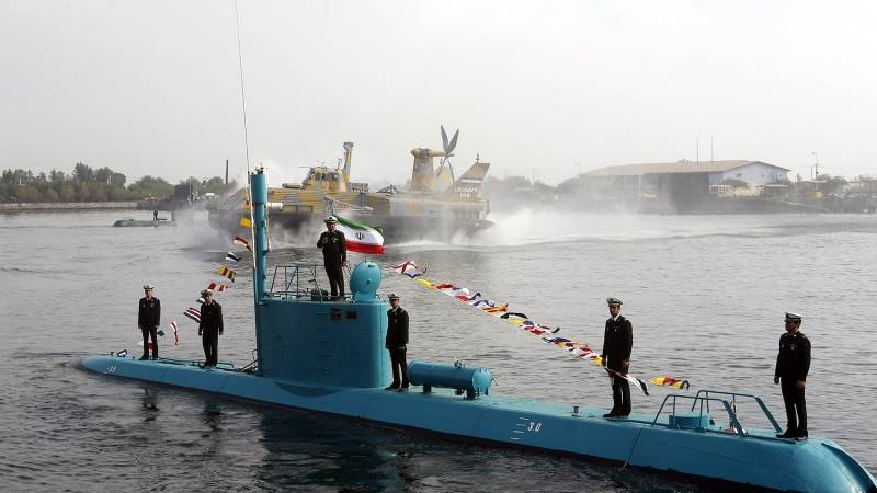 Iran acquires two new shallow waters submarines