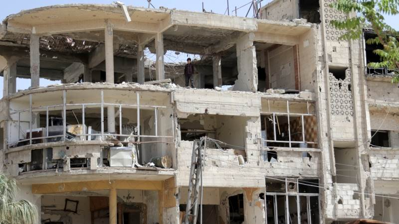 Syria: Turkey supplying extremists with chemical weapons