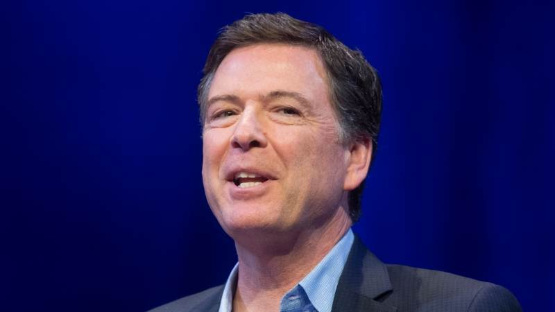 Comey: I respect Bill Barr, he will be good AG