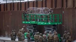US to reduce number of troops at Mexico border to 4,000