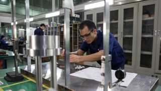 China manufacturing PMI at 50.2 in November