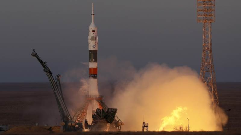 Soyuz MS-11 rocket successfully launched to ISS