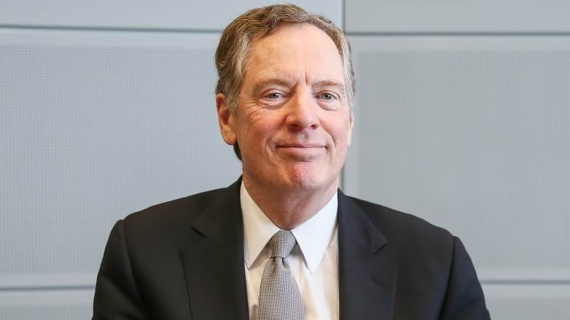 Navarro: Lighthizer in charge of US-China talks during truce