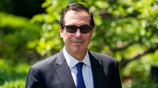 Fed is data-oriented, Mnuchin says