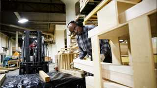 US factories accelerate activity; inflation weakens