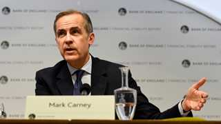 Carney: Long rule taking is highly undesirable for UK