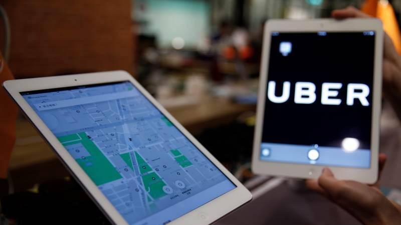 Uber launches minibus service in Cairo