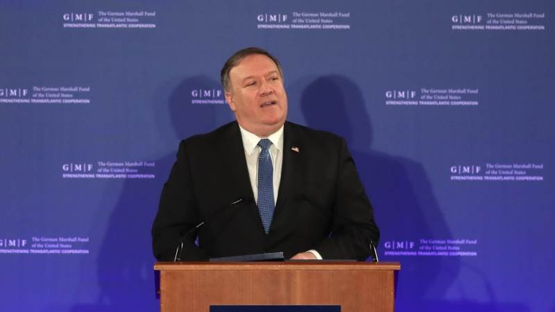 US ending its obligations towards INF - Pompeo