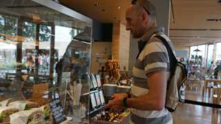 German service sector growth slows in November