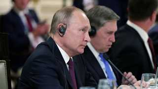 Russia forced to respond if US exits INF, Putin says