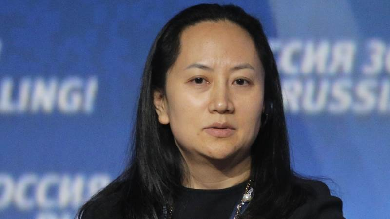 Huawei CFO arrested for Iran sanctions violation