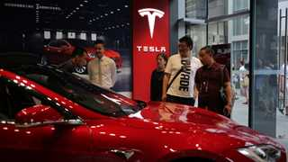 Tesla's Shanghai factory to open next year