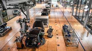 German factory orders up 0.3% in October