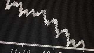 Selloff intensifies at Europe's stock markets