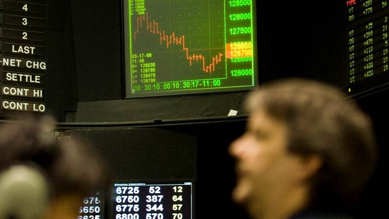 German Bunds surge but Italy's debt prices sink