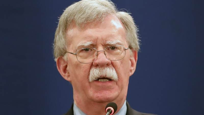 Bolton says he knew of Huawei CFO arrest in advance