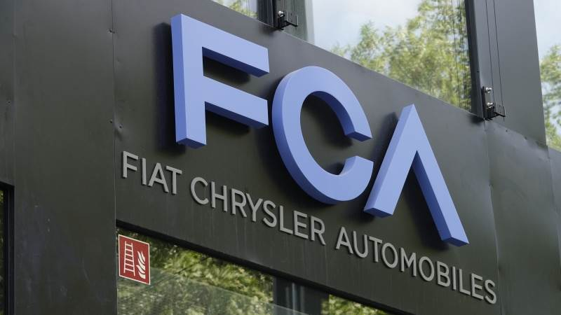 Fiat Chrysler to open factory in Detroit - report