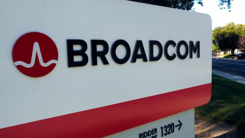 Broadcom reports revenue at $5.4B in Q4, up 12% YoY