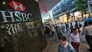 HSBC monitor flagged 'suspicious' Huawei transactions - report