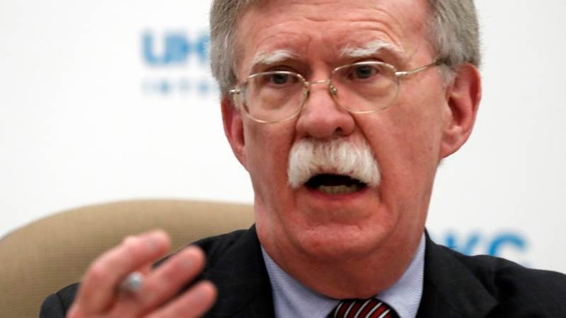 Bolton didn't know about Huawei's CFO arrest - spokesperson