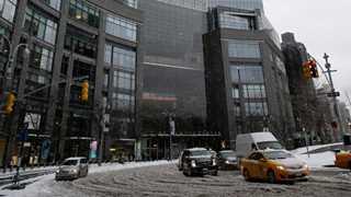 NY police clear CNN studios after bomb threat