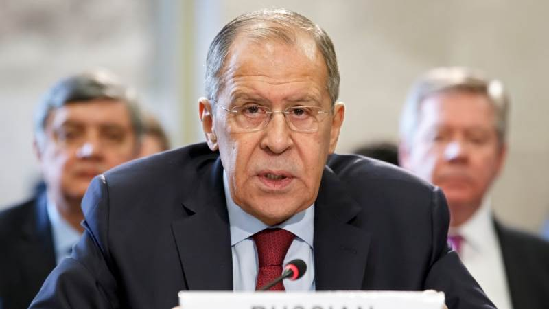 US accusations against Moscow have no grounds - Lavrov