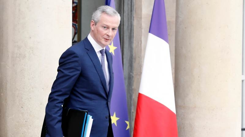 Le Maire: Huawei is welcome in France