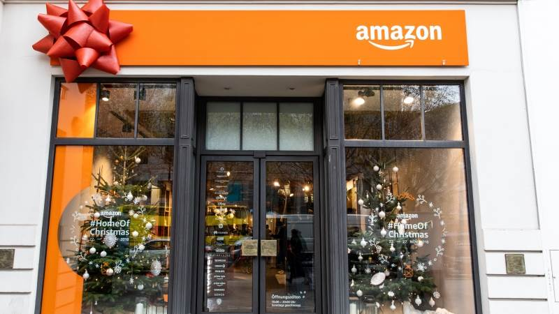 Amazon eyes airports for its checkout free stores