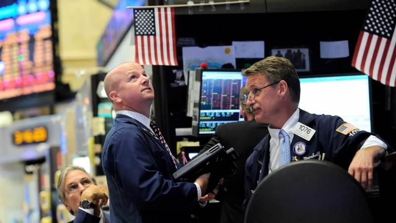 Dow jumps following lower open