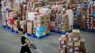 US wholesale inventories up by 0.8% in October