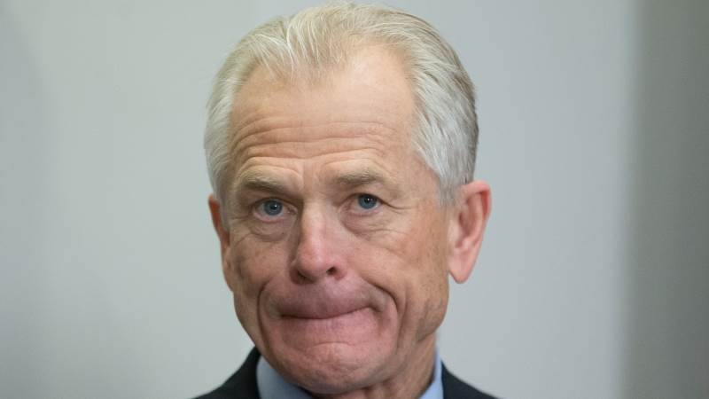Navarro: US to stop China talks unless settled in 90 days