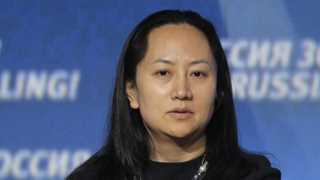 Huawei's Meng charged with conspiracy to defraud banks