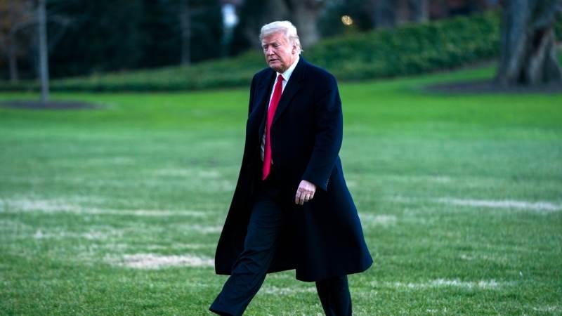 Trump slams Paris Agreement, praises protesters