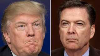 Comey: Trump lies about the nature of FBI and DoJ