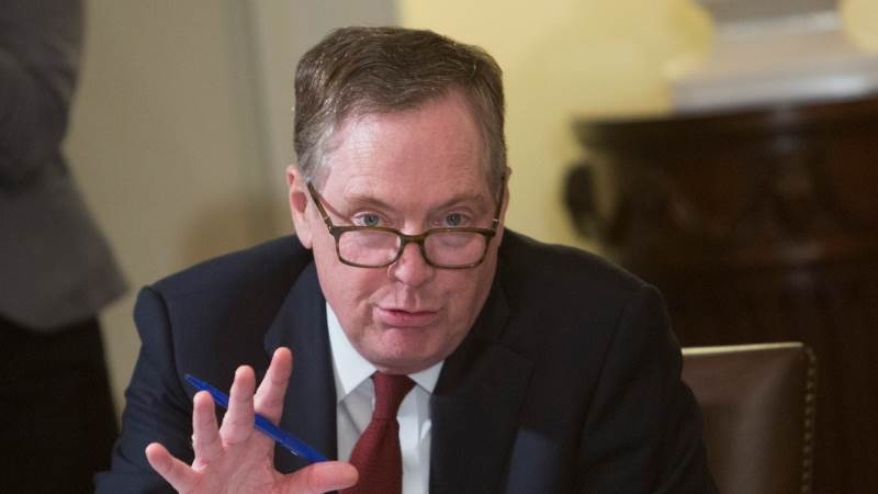Lighthizer: Huawei CFO arrest is judicial matter