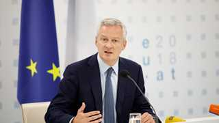 France is 'deeply divided' - Le Maire