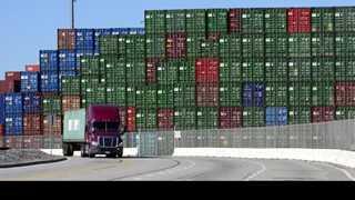 UK trade deficit widens to £3.1B in October