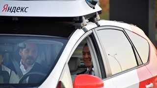 Russia's Yandex taxi service kicks off in Israel
