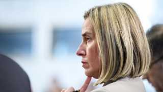 Mogherini: EU to create alternative EU-Iran payment channel